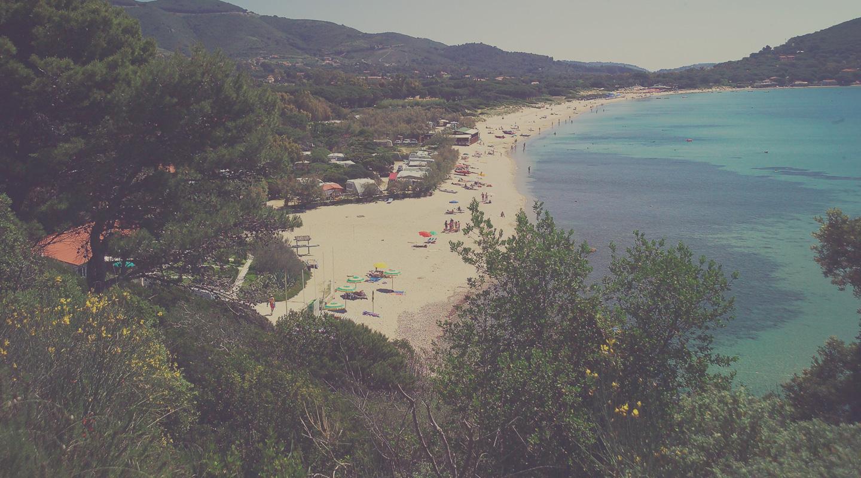 Aeroporto Elba : Camping e appartamenti isola d elba tallinucci camping e