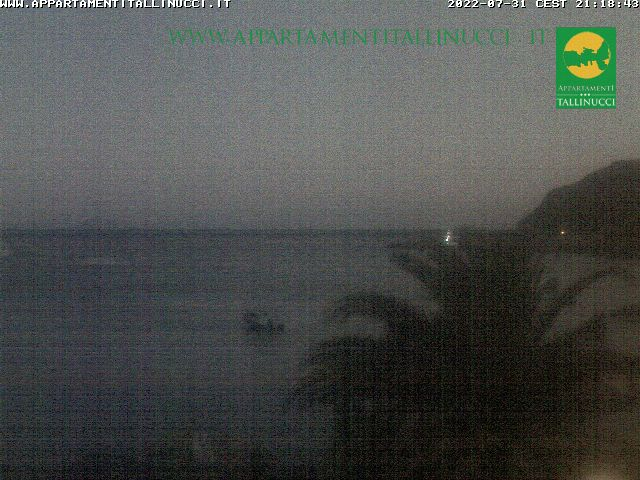 Capoliveri webcam - Camping Vacation Tallinucci webcam, Tuscany, Livorno